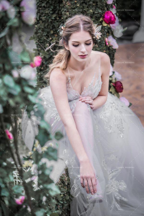 婚紗攝影/帝芬妮婚紗/主題禮服/花婚紗