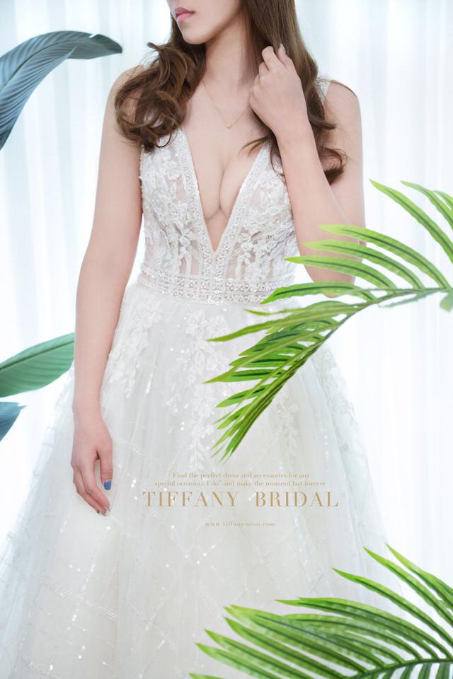 婚紗禮服/台中帝芬妮婚紗/最新禮服/新款禮服/手工訂製婚紗12