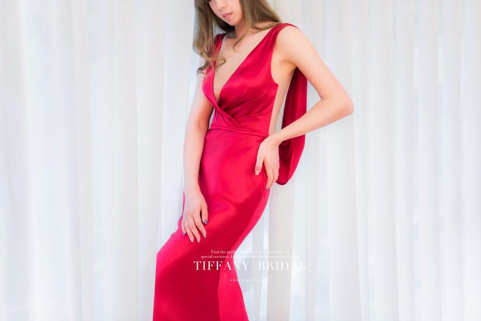 婚紗禮服/台中帝芬妮婚紗/最新禮服/新款禮服/手工訂製婚紗06