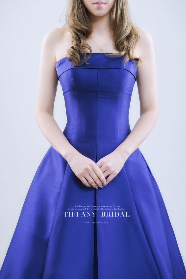 婚紗禮服/台中帝芬妮婚紗/最新禮服/新款禮服/手工訂製婚紗15