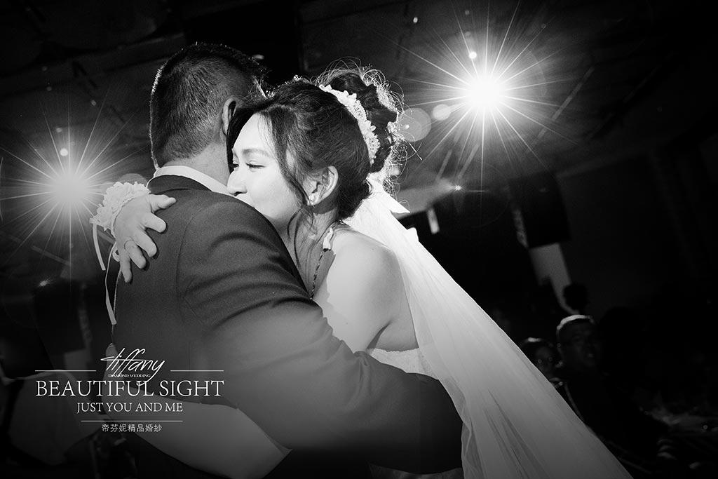 婚禮攝影-交手