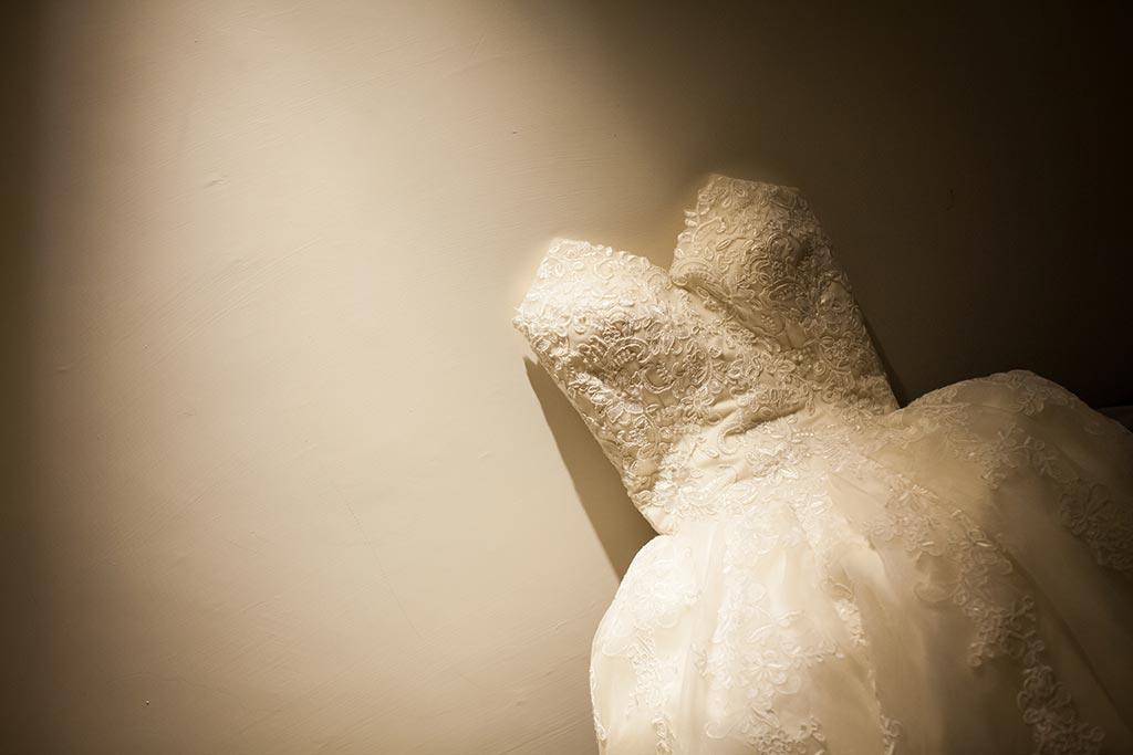 婚禮攝影-婚禮元素靜態-結婚禮服白紗