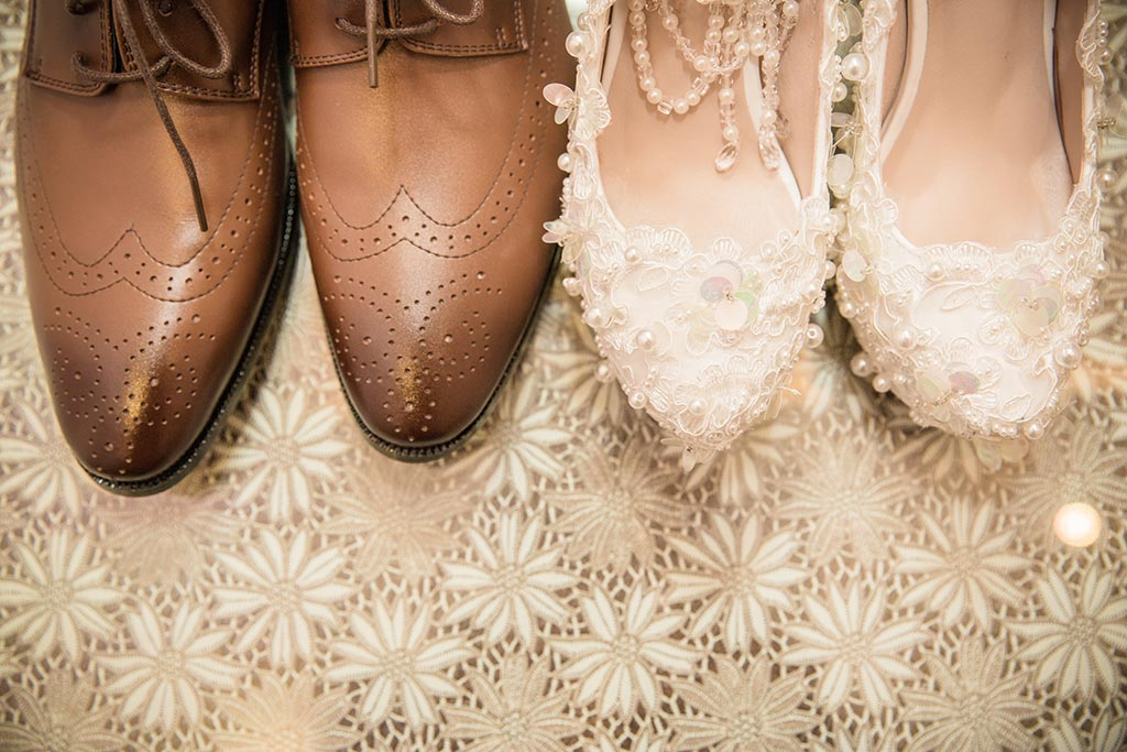 婚禮攝影-婚禮靜態元素-婚鞋