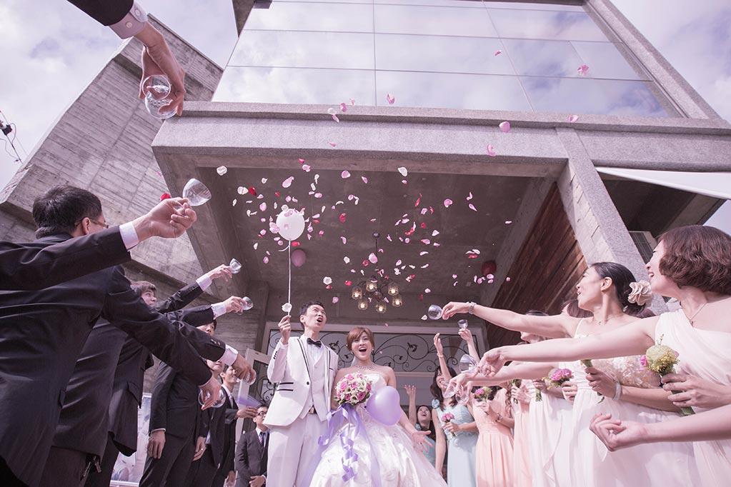 婚禮攝影-派對