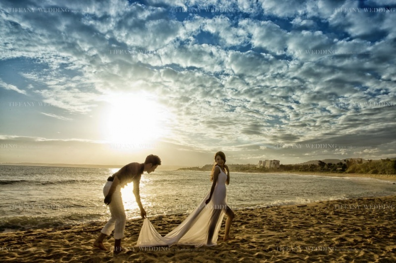 台灣婚紗旅拍:墾丁婚紗秘境