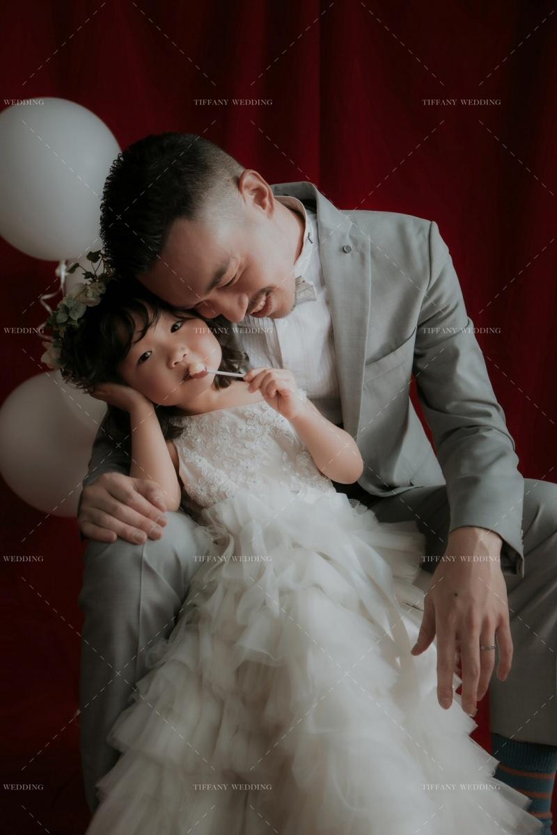 全家福 愛你很簡單 韓風全家福 紀念一家人的簡單幸福-2