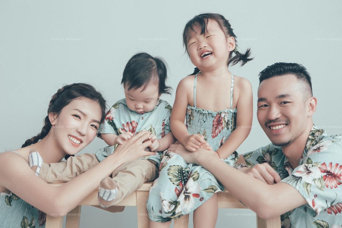 全家福 愛你很簡單 韓風全家福 紀念一家人的簡單幸福 3