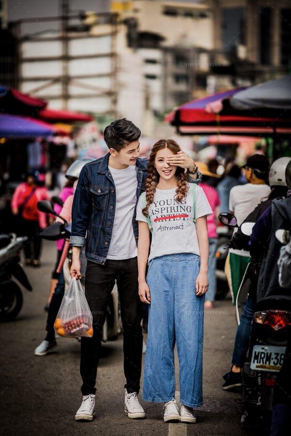 台中城市婚紗旅拍主題系列-盛夏光年
