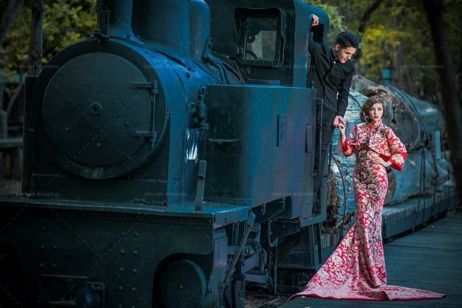 宜蘭婚紗旅拍時尚風襲來