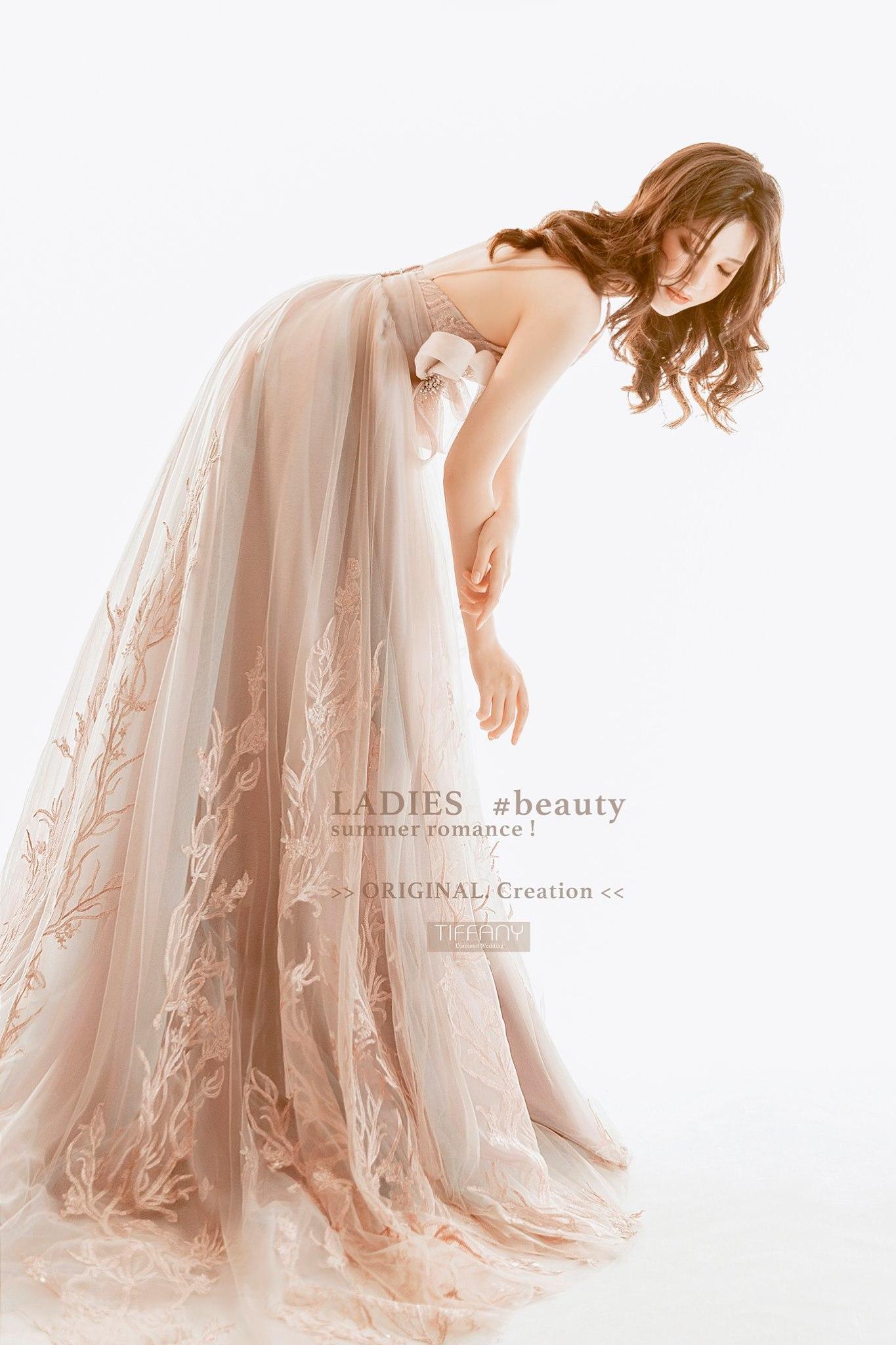 手工婚紗禮服系列 - 素人實穿,完美新娘養成記!