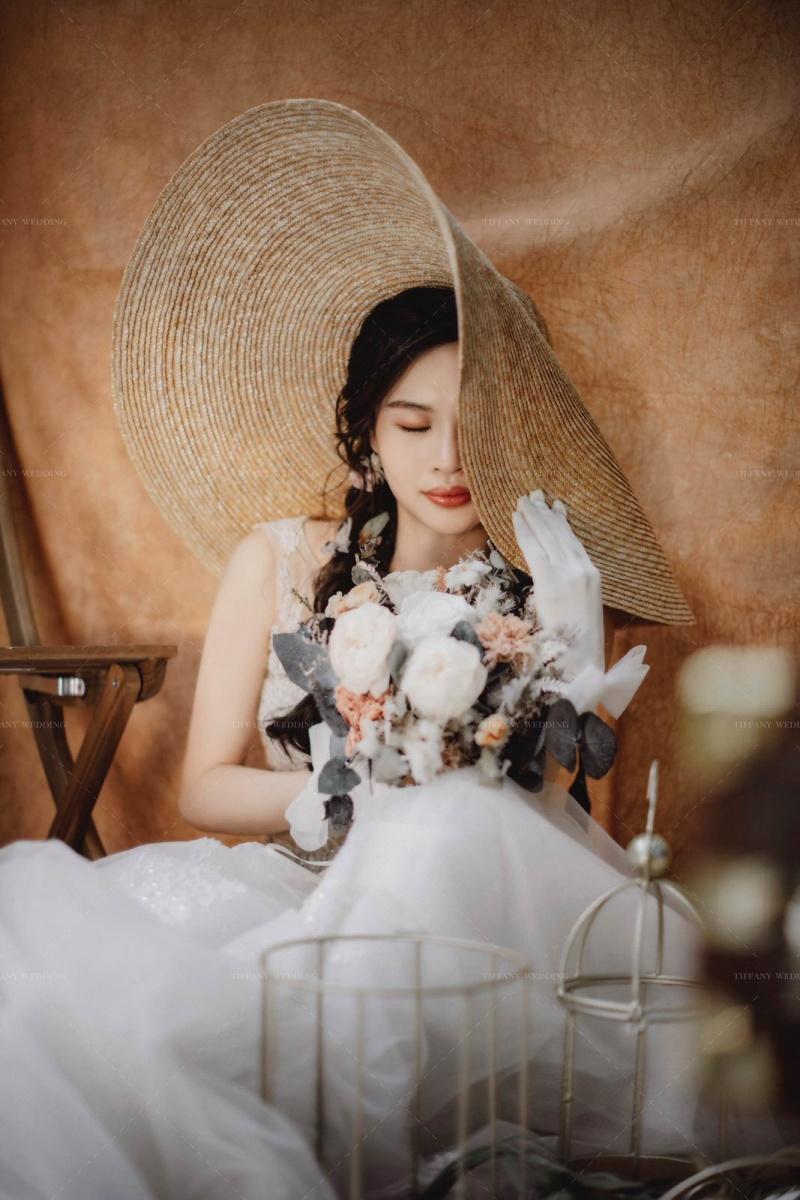 台中婚紗推薦 城市野奢婚紗風格 婚紗照 帝芬妮精品婚紗