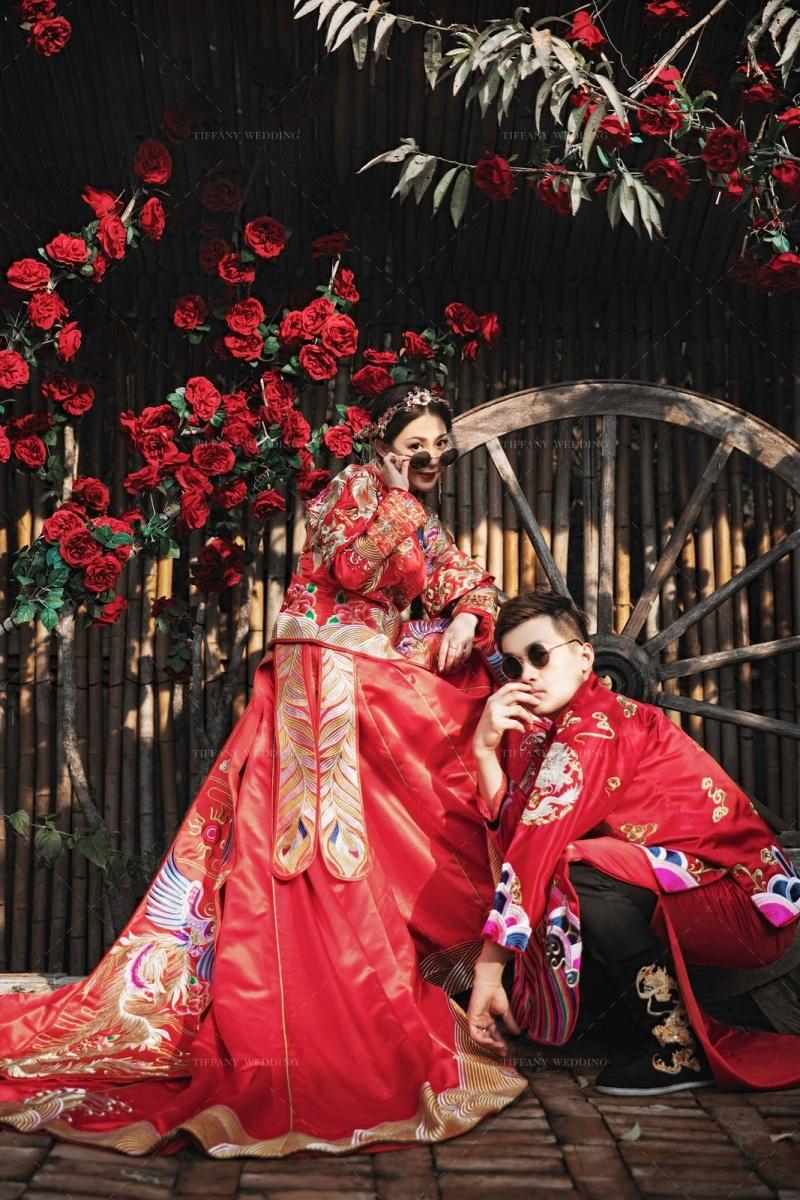 台中婚紗推薦 帝芬妮精品婚紗 婚紗照 藝術寫真 婚紗攝影 理想婚紗