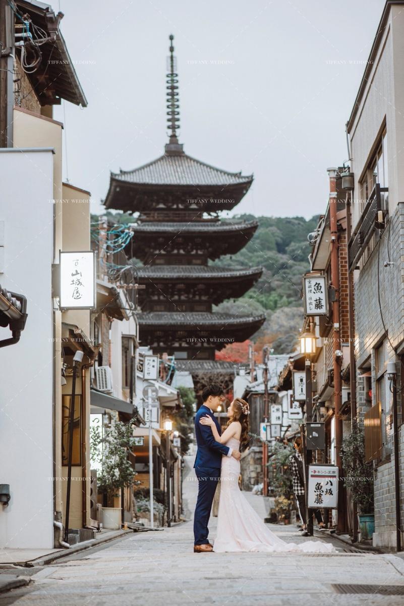 海外婚紗照攝影 日本景點 京都婚紗 疫情 台中婚紗帝芬妮婚紗