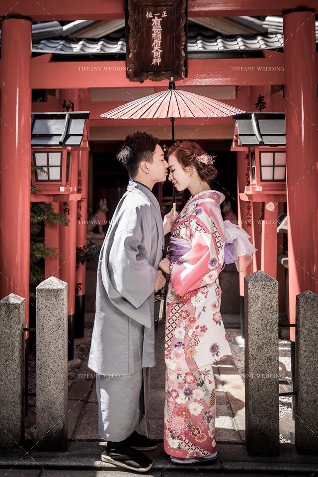 海外婚紗照攝影 日本景點 疫情 台中婚紗帝芬妮婚紗