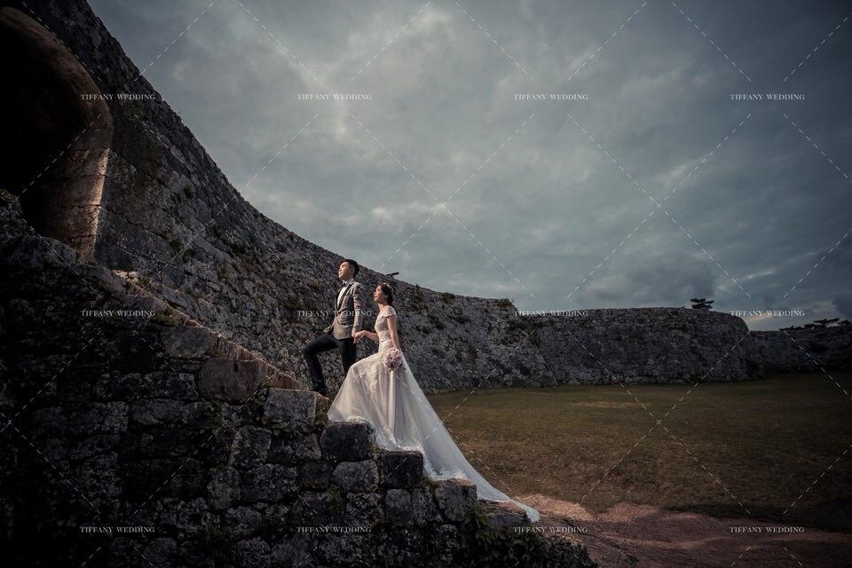 海外婚紗照攝影 日本景點 沖繩婚紗 okinawa 疫情 台中婚紗帝芬妮婚紗