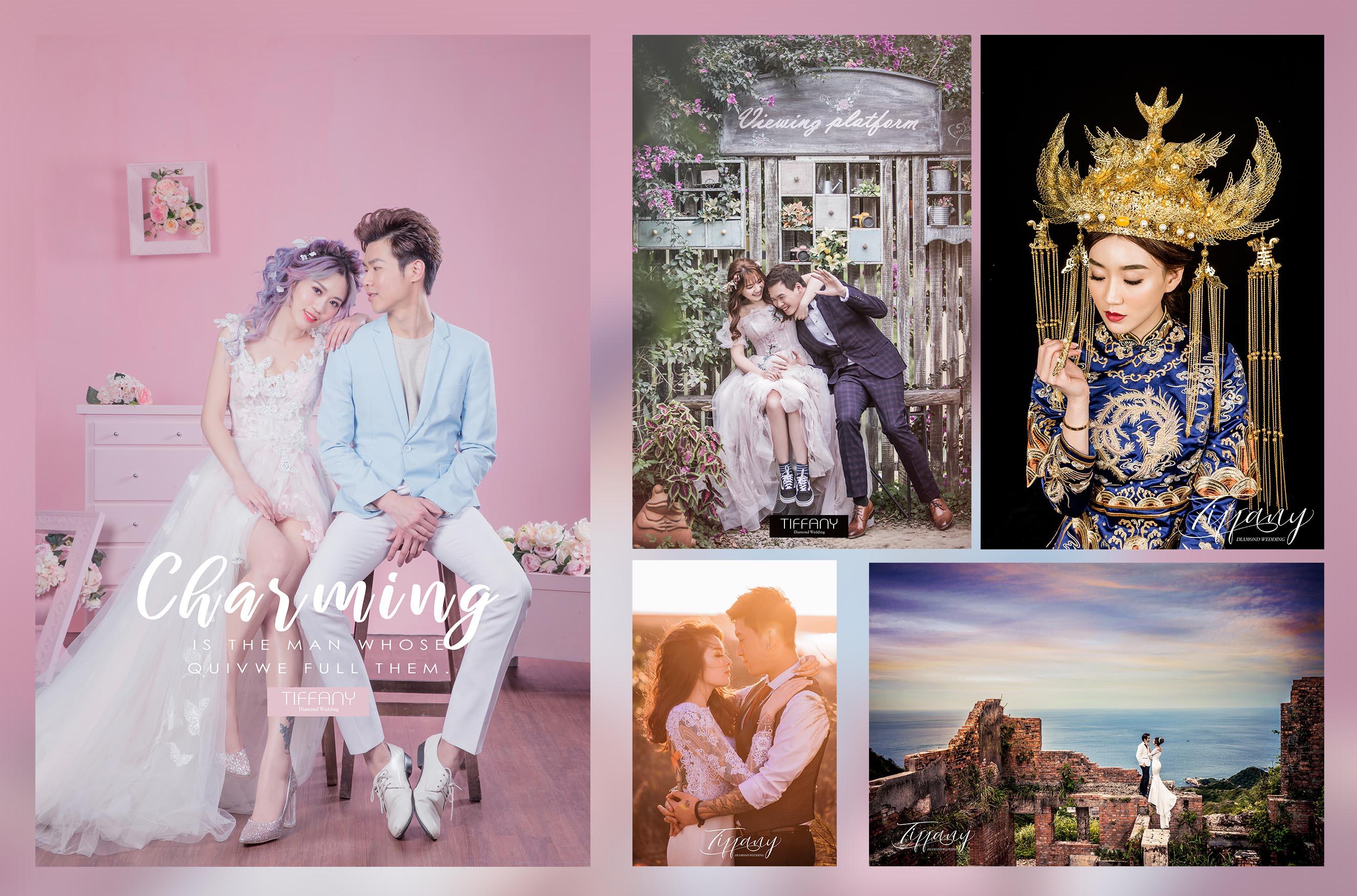 帝芬妮婚紗-攝影團隊-新娘秘書-造型師團隊