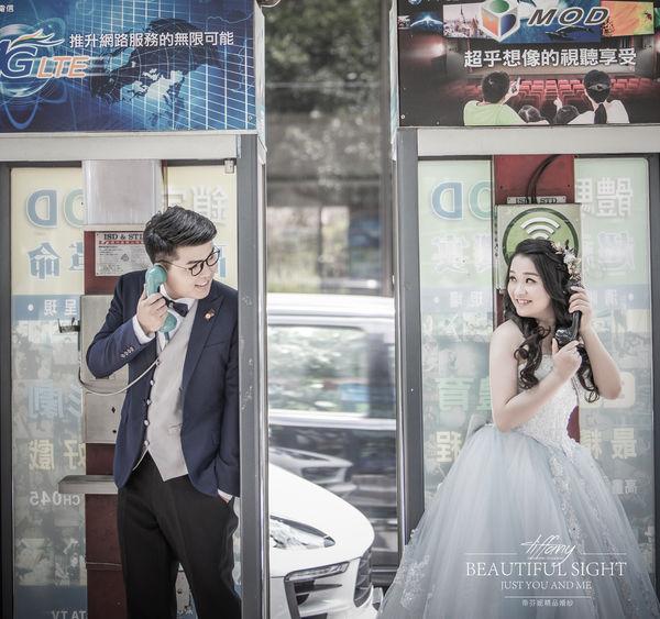 婚紗攝影/台中帝芬妮婚紗/六月新娘