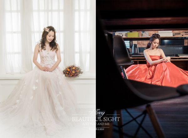 婚紗姿勢/婚紗拍攝動作