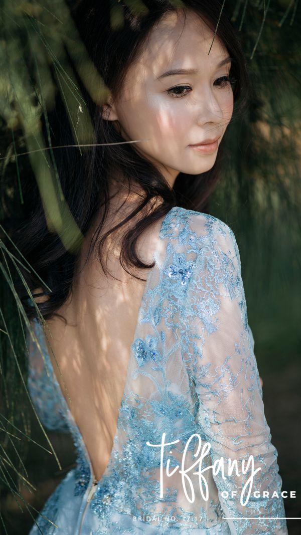 TIFFANY 婚紗禮服時尚週-秋末時尚-10